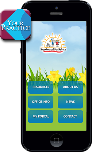 Brentwood Pediatrics Mobile App